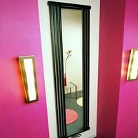Радиатор INTRA Mirror 1700*540мм в цвете beige. Производство Польша.