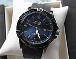 Чоловічі наручні годинники Rolex total black, фото 2