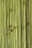 Шторы кисея со стеклярусом СО21