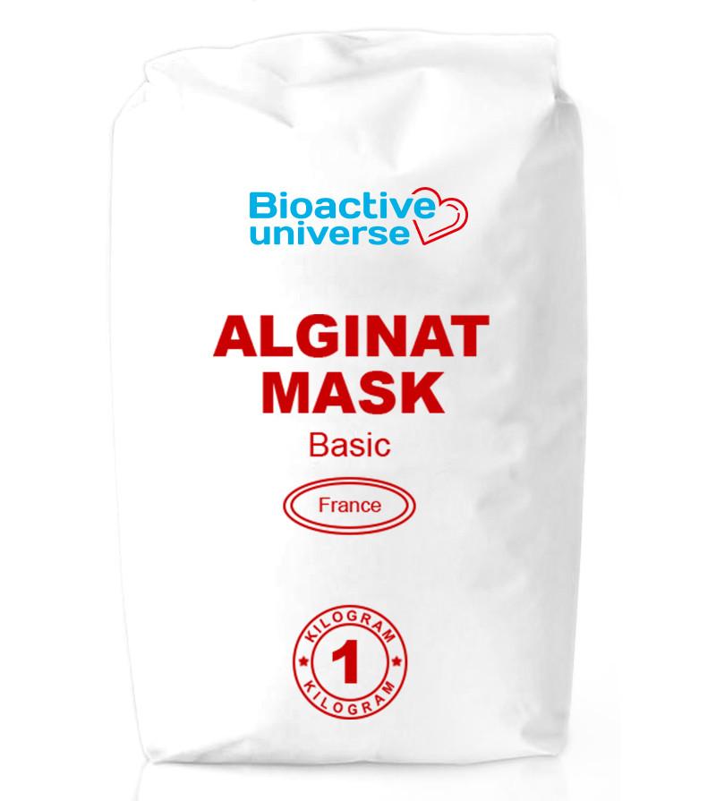 Альгинатная маска базовая, 1кг