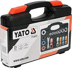 Набор для обслуживания кабелей YATO YT-06301, фото 2