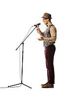 1.6*3м Виниловый фон с люверсами и карманом белый МАТОВЫЙ Фото фон Super Matt VINIL BD-PRO White, фото 9