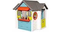 Игровой домик Smoby Chef House с кухней, кассой, посудой и аксессуарами (810403)