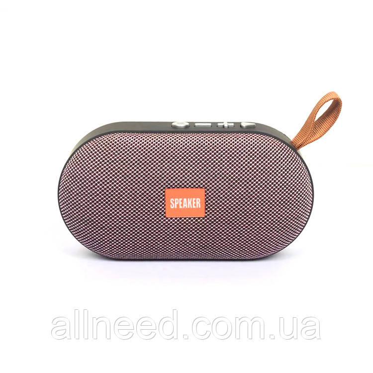 Портативна Колонка Т-7 з Bluetooth та слотом для Micro SD (Фіолетовий)