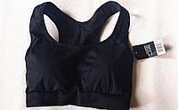 женский спортивный бюстье,топ лиф черный М 42 44 CRIVIT®, фото 1