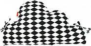 """Підвіска-бортик для ліжечка """"Хмарка B&W"""" МС 110512-05, фото 6"""