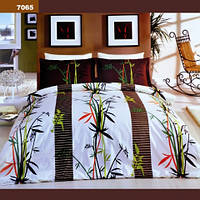 Постельный комплект белья размер семья Viluta ткань Ранфорс арт. 7065