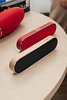 Портативная колонка OMG Inspire 220 Portable Bluetooth Speaker Gold