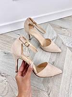 Туфли женские классика, фото 1