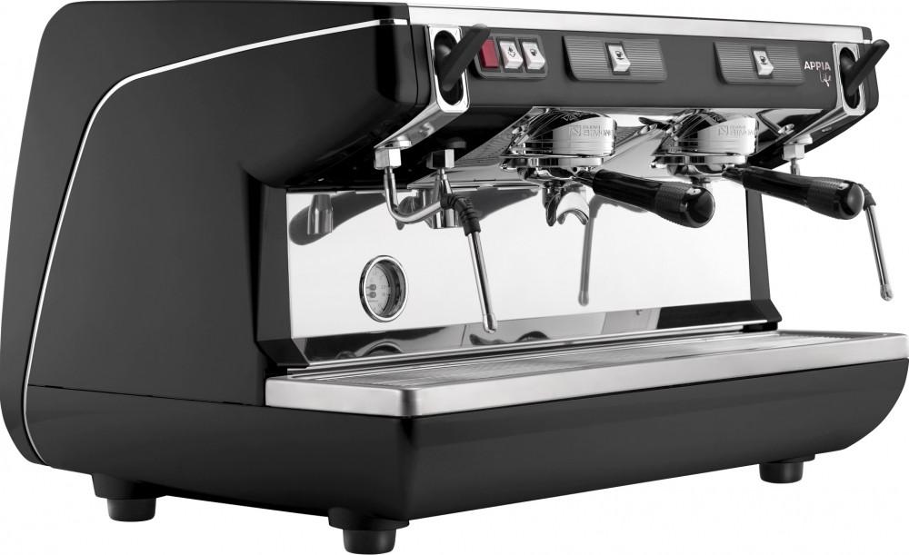 Кофемашина Nuova Simonelli Appia Life S 2gr (Coffee machine Nuova Simonelli Appia Life S 2gr)