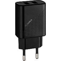 Сетевое зарядное устройство Gelius Pro Vogue GP-HC011 2USB 2.4A Black