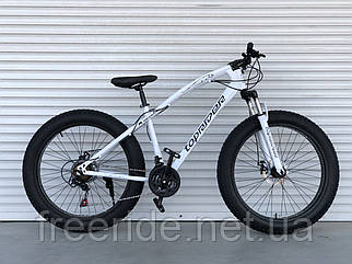 """Велосипед Фэтбайк TopRider 215 26"""" (17 рама) FatBike"""