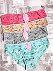 Трусики плавки женские коттон стрейч р.40-42,44,46. От 6шт. по 17 грн, фото 3