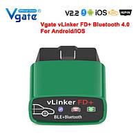 Диагностический сканер OBD2 Vgate VLinker FD+Bluetooth 4.0