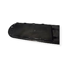 Крышка подлокотника пластиковая. черная с ДЕФЕКТОМ