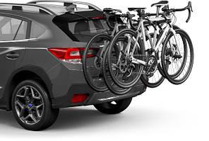 Велокріплення на автомобіль