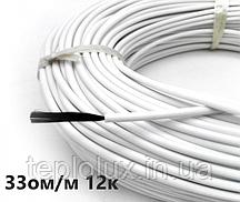 33 ом/метр. Карбоновый нагревательный (греющий 12К) кабель | Nova Therm