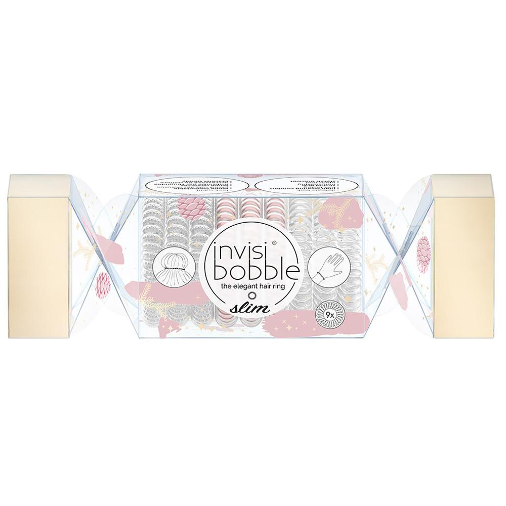 Набор резинка-браслет для волос Invisibobble Slim Trio Cracker That's Crackin (4260285393259)