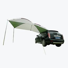 Автотент на автомобіль навіс для машини намет для активного відпочинку