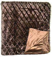 Меховый плед 220х240 DCT199-022