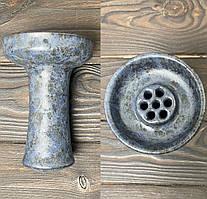 Чаша для кальяна Goliath Bowl Space Cloud, Grey marble (Голиаф)