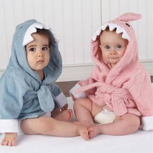 Детские халаты