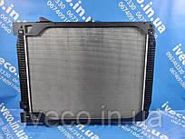Радиатор Iveco EuroStar EuroTech 500348263 500340742 500348262 41012595 8131294 41012094 42532035 D7IV005TT