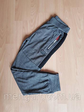 Штани трикотажні для хлопчиків, фото 2