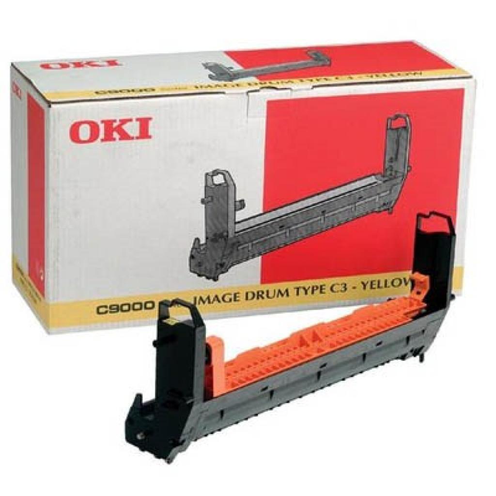Фотокондуктор OKI C9200/9400 Yellow (41514709)