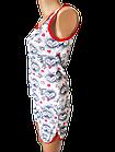Піжами жіночі шорти футболка бавовна Україна р. 42. Від 3шт за 62грн, фото 3