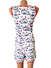 Піжами жіночі шорти футболка бавовна Україна р. 42. Від 3шт за 62грн, фото 4