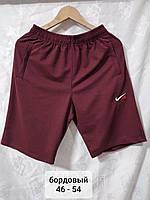 Шорти чоловічі трикотажні Nike розмір норма 46-54, колір уточнюйте при замовленні