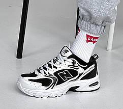 Чоловічі-жіночі кросівки New Balance 530, нью беланс NB 530, фото 2