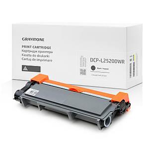 Сумісний картридж Brother DCP-L2520DWR (тонер-картридж) стандартний ресурс,1.200 копій, аналог від Gravitone