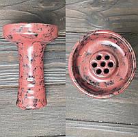 Чаша для кальяна Goliath Bowl Space Cloud, Red marble  (Голиаф)