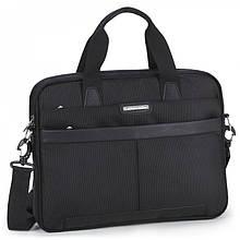 Функциональная сумка для планшета/ноутбука, Dolly 630 черная