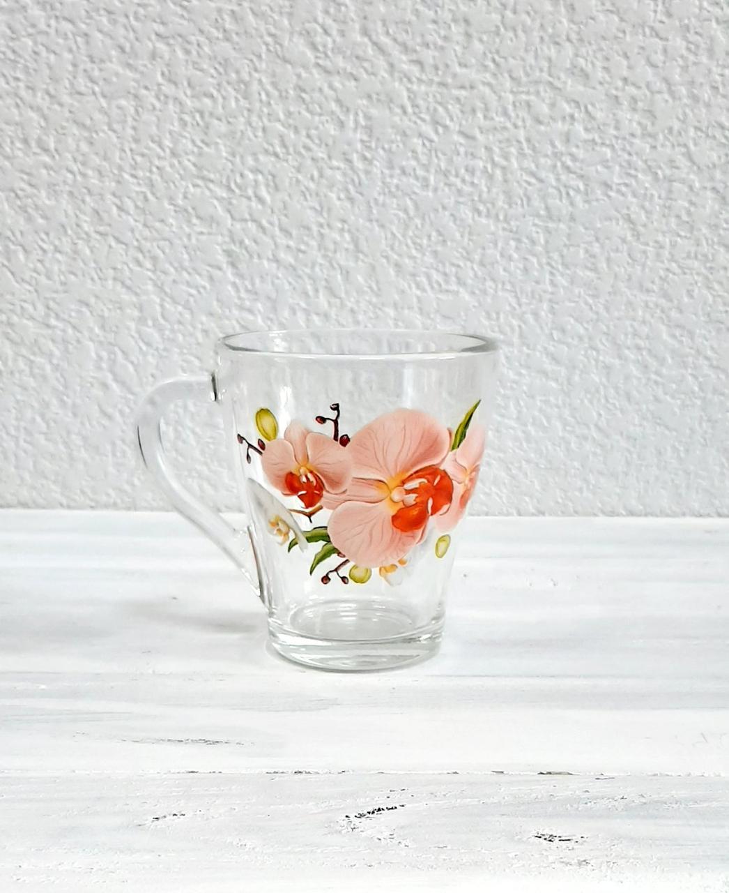 Кружка Грация 280 мл Орхидея 13с1649/0