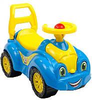 Толокар (Беби машина) ТЕХНОК Blue/Yellow (44286)