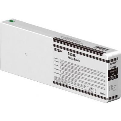 Картридж EPSON SC-P6000/P7000/P8000/P9000 Matte Black 700мл (C13T804800)