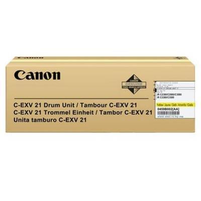 Оптический блок (Drum) Canon C-EXV21 Yellow (для iRC2880/3380) (0459B002)