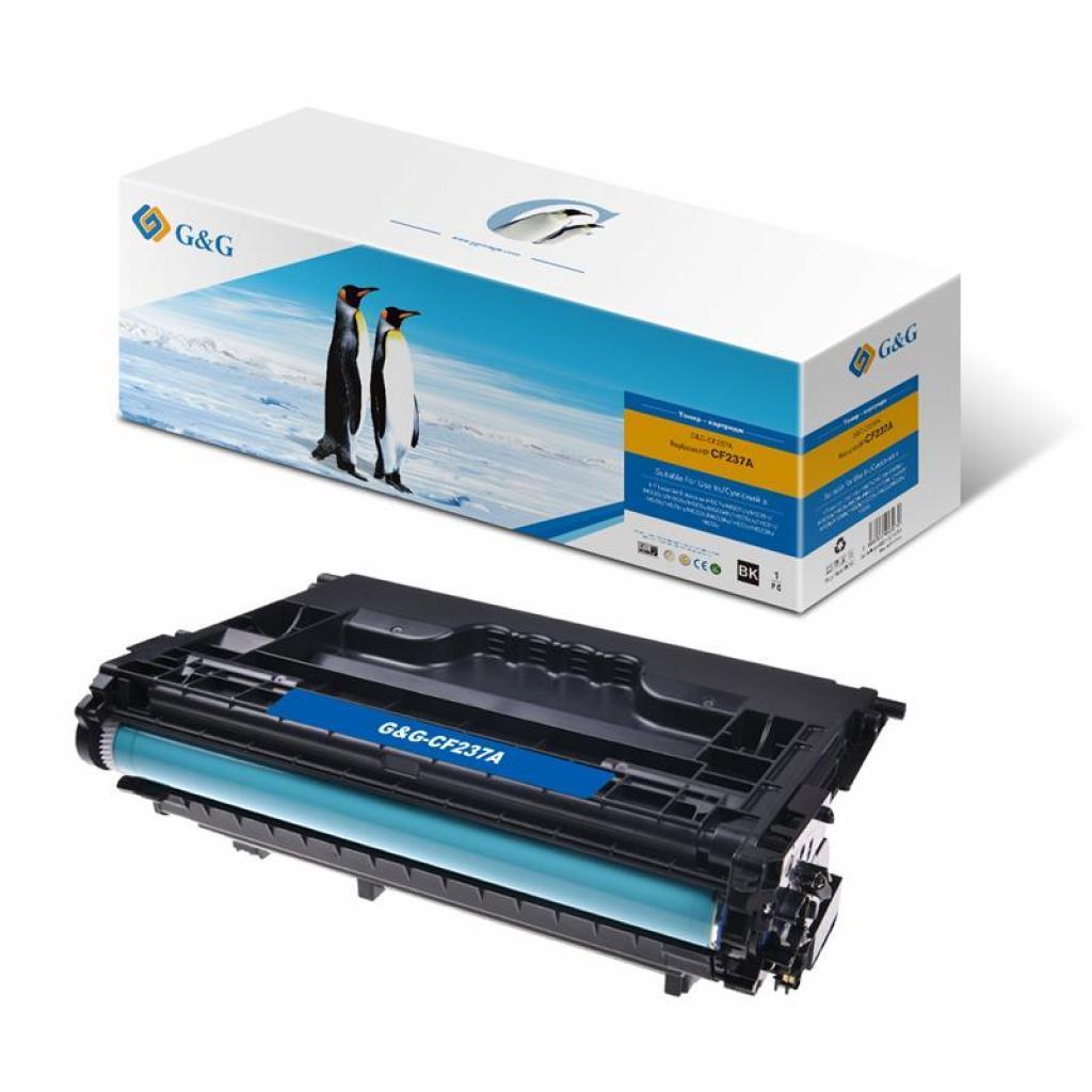Картридж G&G для HP LJ M607/M608/M609/M631/M632 Black 11K (G&G-CF237A)
