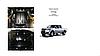 Защита двигателя  Great Wall Haval H5 2011-V-2,4 I