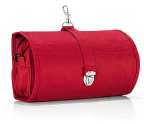 Подвесная сумка Resenthel  для косметики L Красная CL 0334