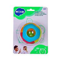 Брязкальце Hola Toys Подвійна кулька (939-5)