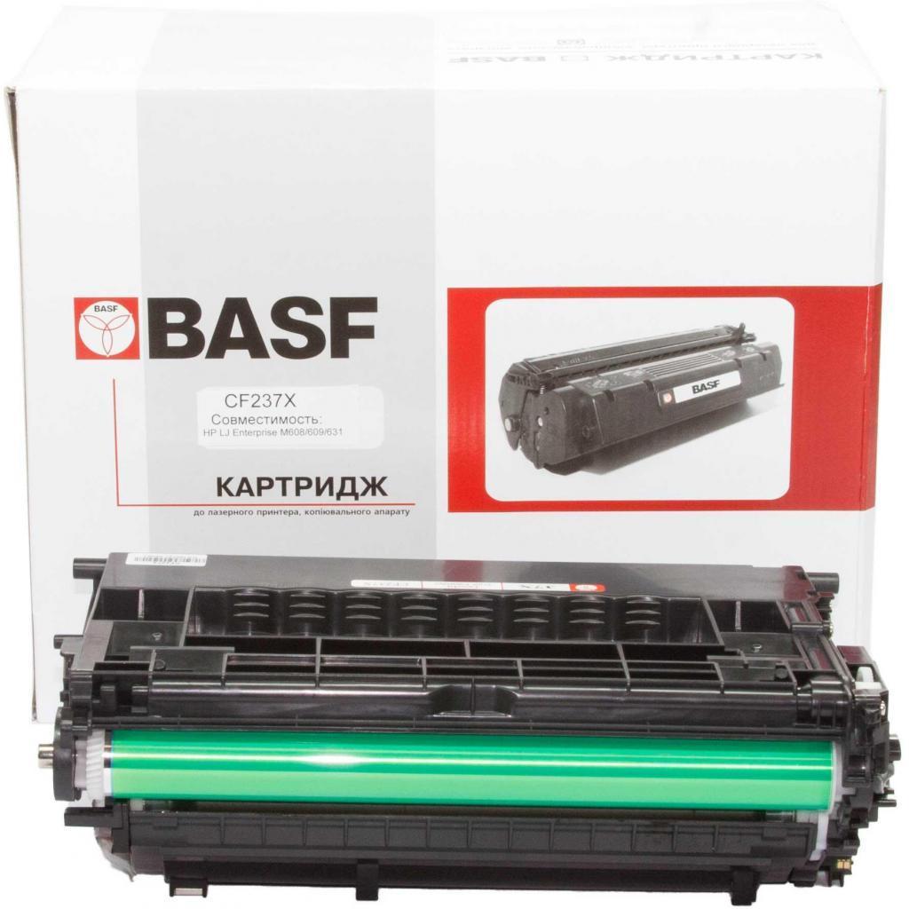 Картридж BASF для HP LJ Enterprise M608/609/631 Black 25К (KT-CF237X)