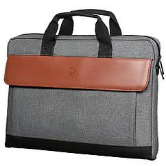 """Сумка для ноутбука 2E CBP716GR 16"""" Grey (2E-CBP716GR)"""