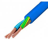 Силовой гибкий кабель КГнв 3х4 Гост БКЗ