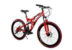 """Велосипед Unicorn - Best Way 26"""" Размер рамы 18 Черный, фото 2"""