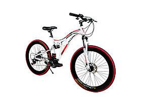 """Велосипед Unicorn - Best Way 26"""" Размер рамы 18 Черный, фото 3"""
