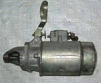 Стартер ГАЗ-52 и пускового двигателя П23-У